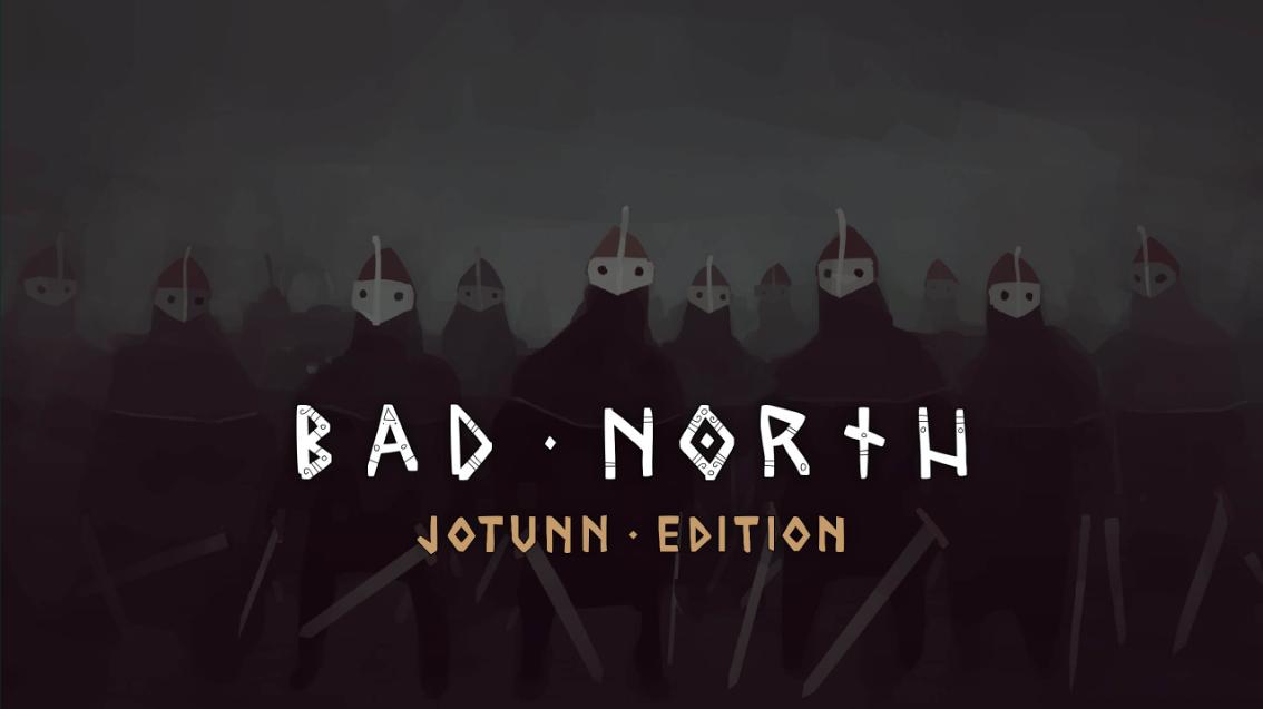 免费领取价值105元好评如潮的实时策略游戏Bad North